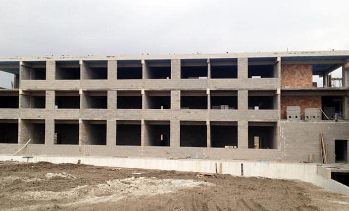 Pimapen Ankara-Okul Doğramaları