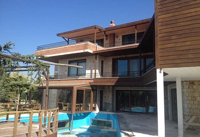 Ankara Çayyolu Pimapen Villa Uygulaması