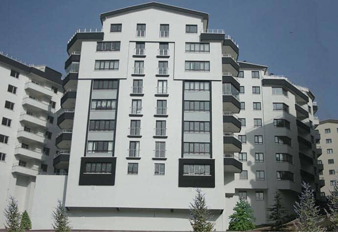 Pimapen Ankara-Demircioğlu Apartmanı