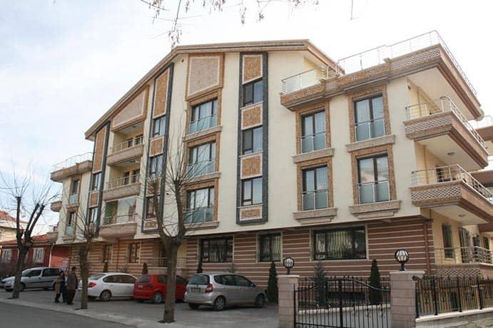 Ankara Pimapen-Kuyubaşı Evleri